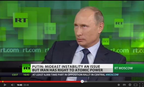 Putin Eyeroll